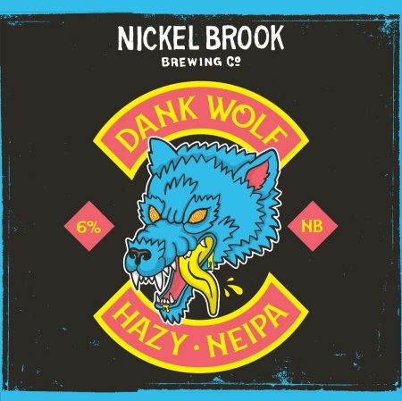 Nickel Brook Brewing Small Batch IPA Series Continues with Dank Wolf Hazy NEIPA