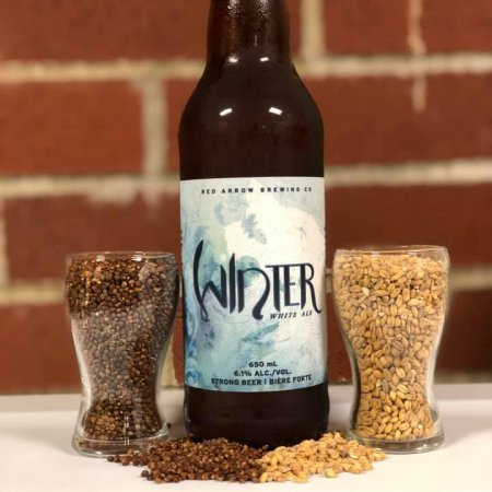 Red Arrow Brewing Releases Winter White Ale