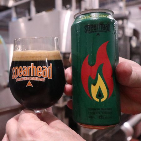 Spearhead Brewing Brings Back Jamaican Fire Spiced Porter