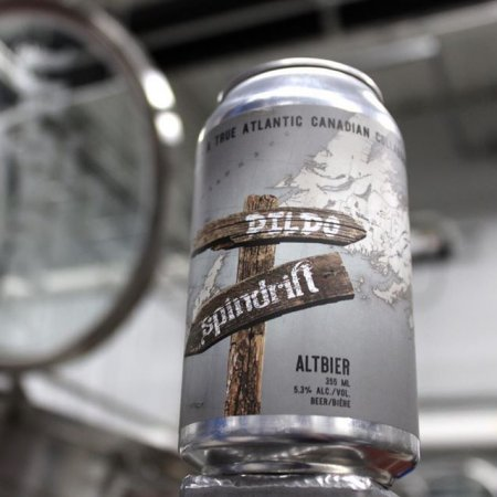 Spindrift Brewing and Dildo Brewing Release Altbier