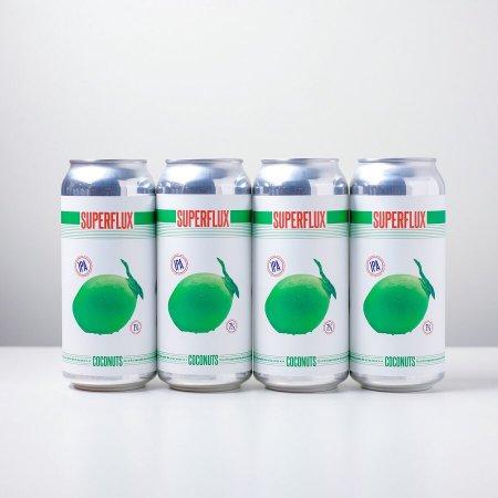 Superflux Beer Releases Coconuts IPA