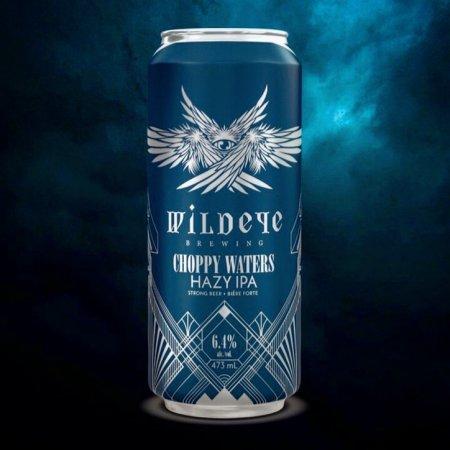 Wildeye Brewing Releases Choppy Waters Hazy IPA