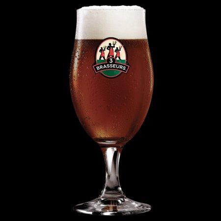 Les 3 Brasseurs/The 3 Brewers Releases Carnival Bière de Garde