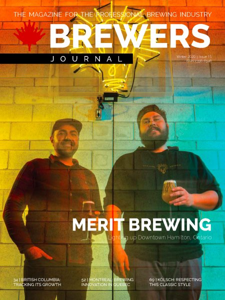 Brewers Journal Canada Winter 2020 Issue Now Available