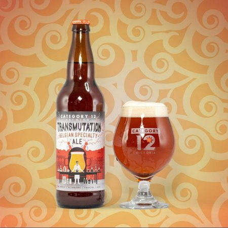 Category 12 Brewing Releases 2020 Edition of Transmutation Belgian Specialty Ale