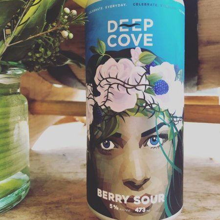 Deep Cove Brewers Releases Berry Sour
