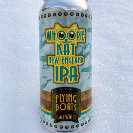 Flying Boats Brewing Releases Whoopie Kat NEIPA