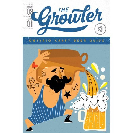 The Growler Ontario Spring 2020 Issue Coming Soon