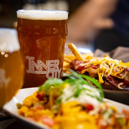 Inner City Brewing Now Serving Full Food Menu by Chef Keith Luce