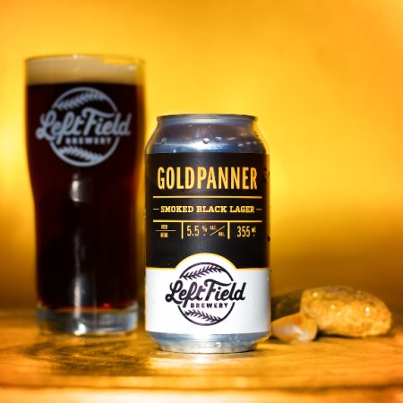 Left Field Brewery Releases Goldpanner Smoked Black Lager