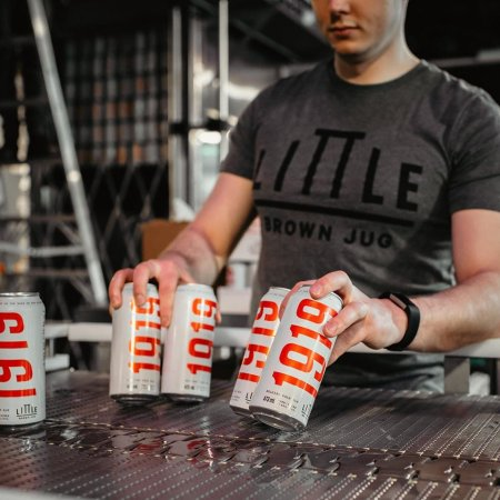 Little Brown Jug Brewing 1919 Belgian Pale Ale Now Available in Saskatchewan