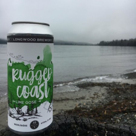 Longwood Brewery Releases Rugged Coast Lime Gose