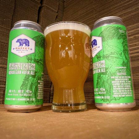 Market Brewing Releases Jarl Norwegian Kveik Ale