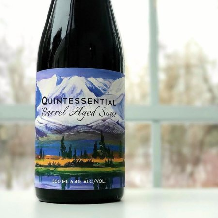 Niche Brewing Releases Quintessential Barrel Aged Sour