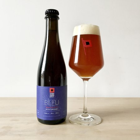 Storm Stayed Brewing Releases Bleu Belgian Dark Strong Ale