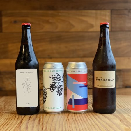 Trading Post Brewing Releasing Four Beers for 4th Anniversary