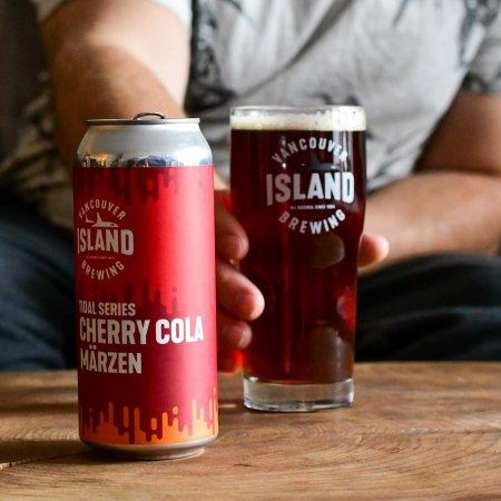 Vancouver Island Brewing Releases Beachcomber Hefeweizen and Cherry Cola Märzen