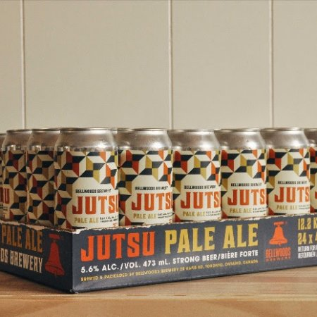 Bellwoods Brewery Jutsu Pale Ale Coming to LCBO