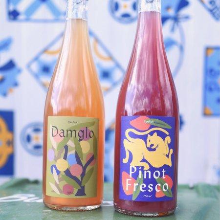 Burdock Brewery Releasing Damglo Sour and Pinot Fresco Saison
