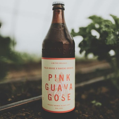 Field House Brewing Brings Back Pink Guava Gose