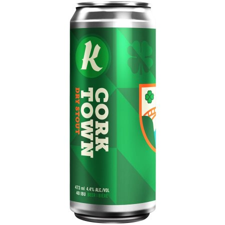 Kichesippi Beer Releasing Corktown Dry Stout