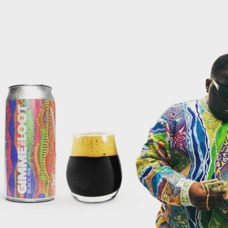 Northpaw Brew Co.Releases Gimme the Loot Black IPA