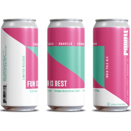 Powell Brewery Releases Fun Is Best IPA