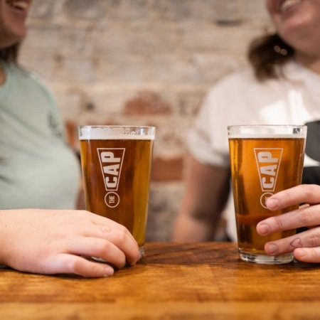 Fredericton's Capital Complex Rebrands as The Cap and Launches Brewery