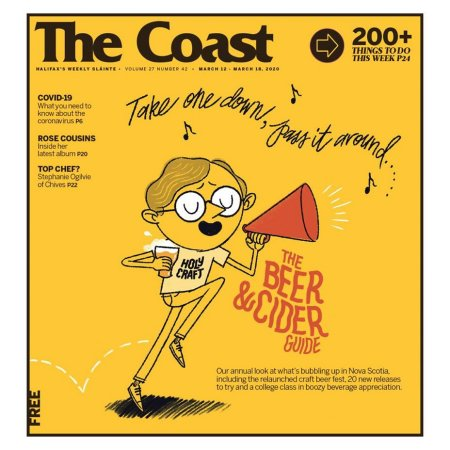 The Coast Beer & Cider Guide for 2020 Now Available