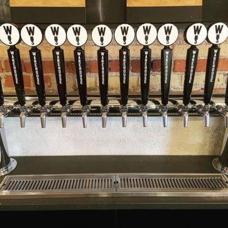 Warehouse Brewing Now Open in Regina
