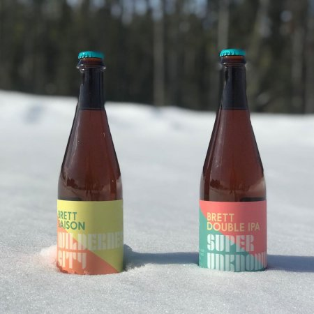 Winterlong Brewing Releases Wilderness City Brett Saison and Superunknown Brett Double IPA