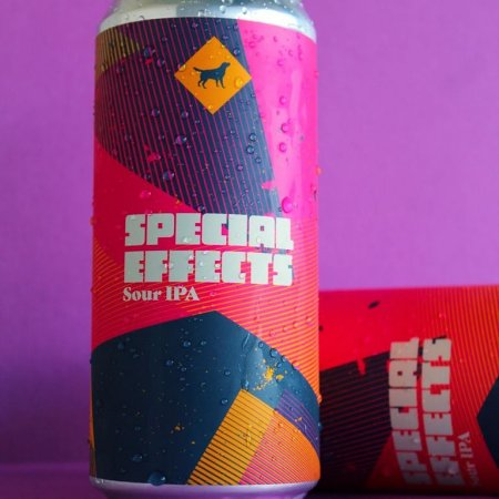 Yellow Dog Brewing Releases Special Effects Sour IPA