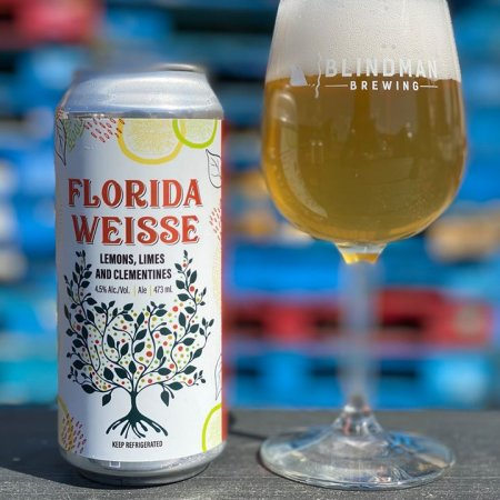 Blindman Brewing Releases Lemons, Limes & Clementines Florida Weisse