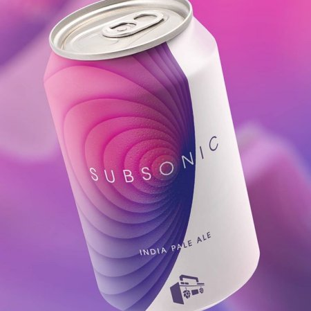 Boombox Brewing Releases Subsonic Hazy IPA