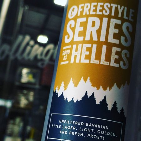 The Collingwood Brewery Freestyle Series Continues with Good As Helles Lager