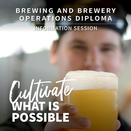 Kwantlen Polytechnic University Announces Online Info Sessions for Brewing Program