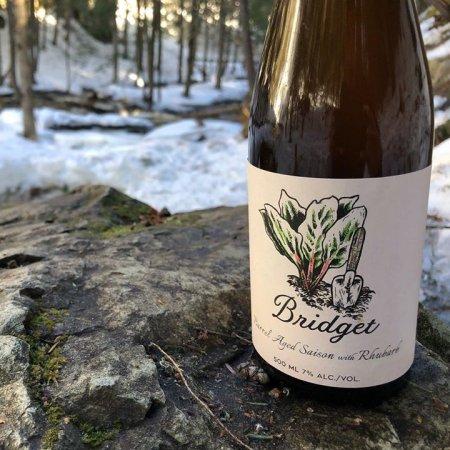 Niche Brewing Releases Bridget Barrel Aged Saison