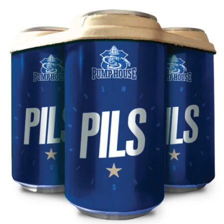 Pump House Brewery Releases Pump House Pils