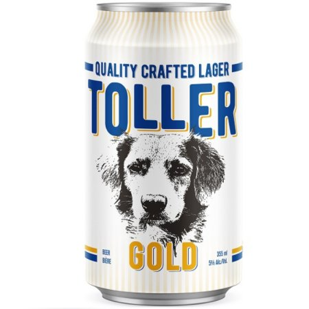 Spindrift Brewing Releases Toller Gold Lager