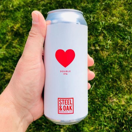 Steel & Oak Brewing Releases We Love You Double IPA for BC Hospitality Foundation