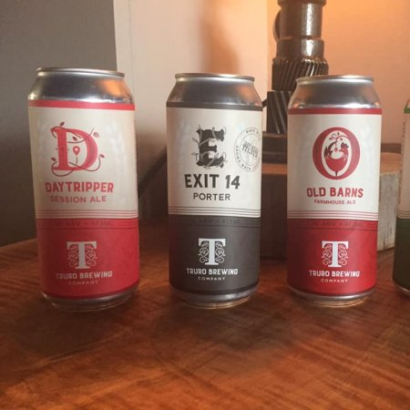 Truro Brewing Starts Canning and Launches Online Store