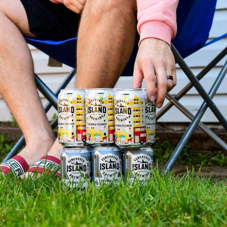 Vancouver Island Brewing Replacing Victoria Lager with Victoria Pilsner