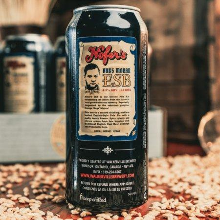 Walkerville Brewery Releases Hofer's Bugs Moran ESB