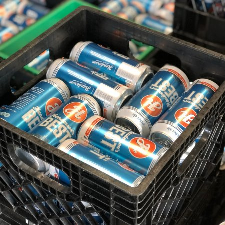 Henderson Brewing Starts Collecting Empties for Charity