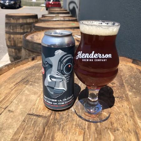 Henderson Brewing Releases Fetchez La Vache 3 Bourbon Barrel-Aged Double IPA