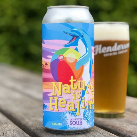 Henderson Brewing Releases Nature Is Healing Dry-Hopped Sour