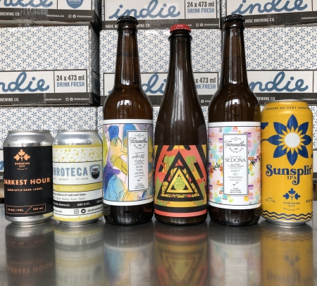 Indie Ale House Releases Ontario Six Pack with Dominion City and Fairweather
