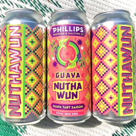 Phillips Brewing Releases Guava Nuthawun Tart Saison