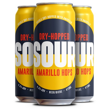 Powell Brewery Releases Amarillo Dry-Hopped Sour