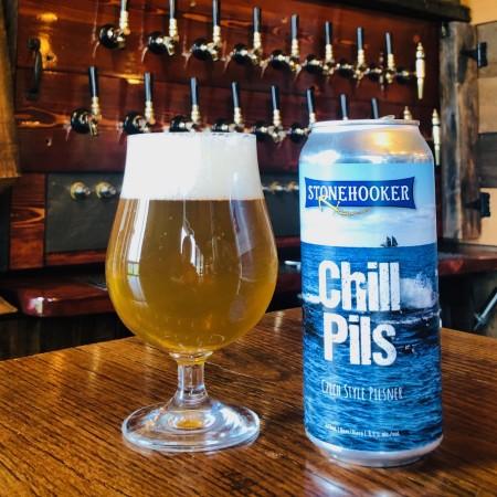 Stonehooker Brewing Releases Chill Pils Czech-Style Pilsner